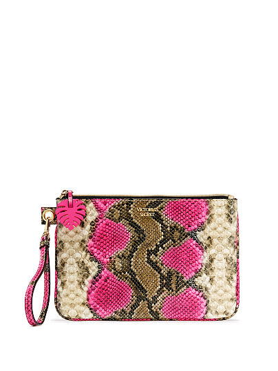 Pink Python Night Out Wristlet by Victoria's Secret