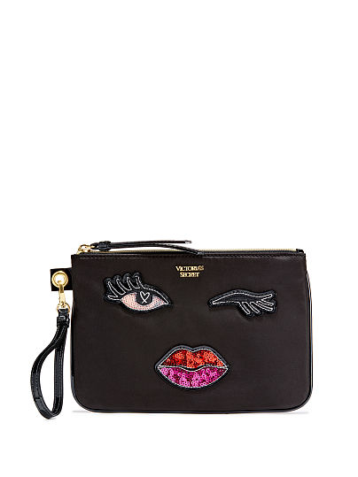 Runway Patch Night Out Wristlet by Victoria's Secret